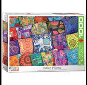 Eurographics Eurographics Indian Pillows Puzzle 1000pcs