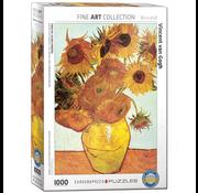 Eurographics Eurographics Twelve Sunflowers Puzzle 1000pcs