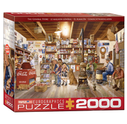 Eurographics Eurographics The General Store Puzzle 2000pcs