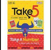 Amigo Take 5 / Take A Number Combo Pack