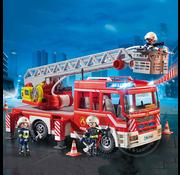 Playmobil Playmobil Fire Ladder Unit