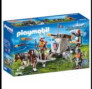 Playmobil Playmobil Horse-Drawn Ballista RETIRED