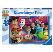 Ravensburger Ravensburger Disney Pixar Toy Story 4 Made to Play Puzzle 35pcs