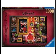 Ravensburger Ravensburger Disney Villainous: Queen of Hearts Puzzle 1000pcs