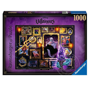 Ravensburger Ravensburger Disney Villainous: Ursula Puzzle 1000pcs