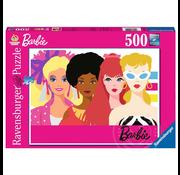 Ravensburger Ravensburger Barbie 60th Anniversary Puzzle 500pcs _