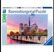 Ravensburger Ravensburger Picturesque Notre Dame Puzzle 1500pcs