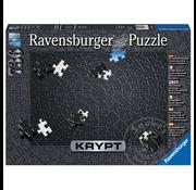 Ravensburger Ravensburger Krypt - Black Puzzle 736pcs