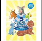Harper Collins 5 Minute Amazing Animal Stories