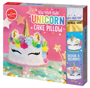 Klutz Klutz Sew Your Own Unicorn Cake Pillow