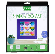 Crayola Crayola Make Your Own Shadow Box Art