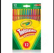 Crayola Crayola Twistable Crayons - 12 ct