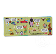 Melissa & Doug Melissa & Doug Poke-A-Dot Book An Alphabet Eye Spy