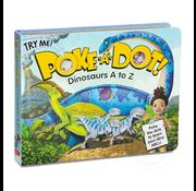 Melissa & Doug Melissa & Doug Poke-A-Dot Book Dinosaurs A to Z