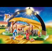 Playmobil Playmobil Iluminating Nativity Manger