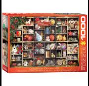 Eurographics Eurographics Christmas Ornaments Puzzle 1000pcs