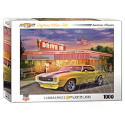Eurographics Eurographics Daytona Yellow Zeta Puzzle 1000pcs