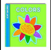Melissa & Doug Melissa & Doug Soft Shapes Book Colors