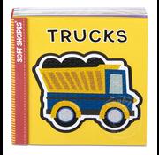 Melissa & Doug Melissa & Doug Soft Shapes Book Trucks