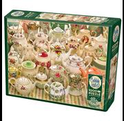 Cobble Hill Puzzles Cobble Hill Teapots Too Puzzle 1000pcs