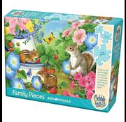 Cobble Hill Puzzles Cobble Hill Chippy Chappies Family Puzzle 350pcs