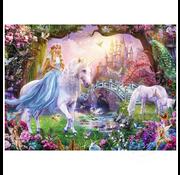 Ravensburger Ravensburger Magical Unicorn Puzzle 100pcs XXL