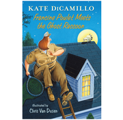 Candlewick Press Tales from Deckawoo Drive #2 Francine Poulet Meets the Ghost Raccoon