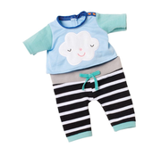 Baby Stella Baby Stella Happy Little Cloud Outfit