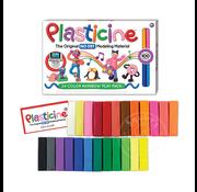 Plasticine 24 Color Rainbow Play Pack