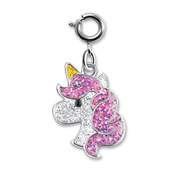Charm It Charm It! Glitter Unicorn Charm