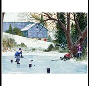 Cobble Hill Puzzles Cobble Hill Hockey Drills Puzzle 500pcs
