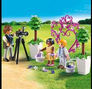 Playmobil Playmobil Flower Children and Photographer RETIRED