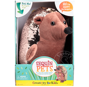 Creativity for Kids Creativity for Kids Sequin Pets Happy the Hedgehog RETIRED
