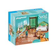 Playmobil Playmobil Spirit Lucky's Bedroom