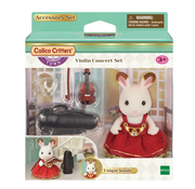 Calico Critters Calico Critters Town Violin Concert Set