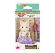 Calico Critters Calico Critters Town Girl Series Lulu Silk Cat