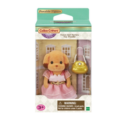 Calico Critters Calico Critters Town Girl Series Laura Toy Poodle