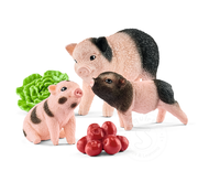 Schleich Schleich Miniature Pig Mother and Piglets