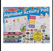 Melissa & Doug Melissa & Doug Alphabet Activity Pad