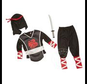 Melissa & Doug Melissa & Doug Role Play Ninja Dress Up