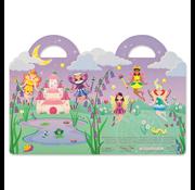 Melissa & Doug Melissa & Doug Puffy Sticker Play Set - Fairy