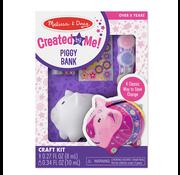 Melissa & Doug Melissa & Doug Created by Me! Piggy Bank