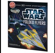 Klutz Klutz Star Wars Folded Flyers