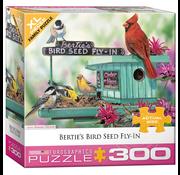Eurographics Eurographics Bertie's Bird Seed XL Family Puzzle 300pcs