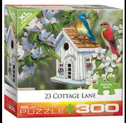 Eurographics Eurographics 23 Cottage Lane XL Family Puzzle 300pcs
