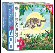 Eurographics Eurographics Backyard Fun XL Family Puzzle 300pcs