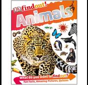 DK DK findout! Animals