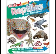 DK DK findout! Reptiles & Amphibians