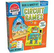 Klutz Klutz Maker Lab Circuit Games
