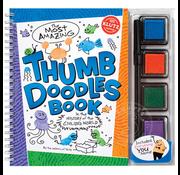 Klutz Klutz Thumb Doodles Book
